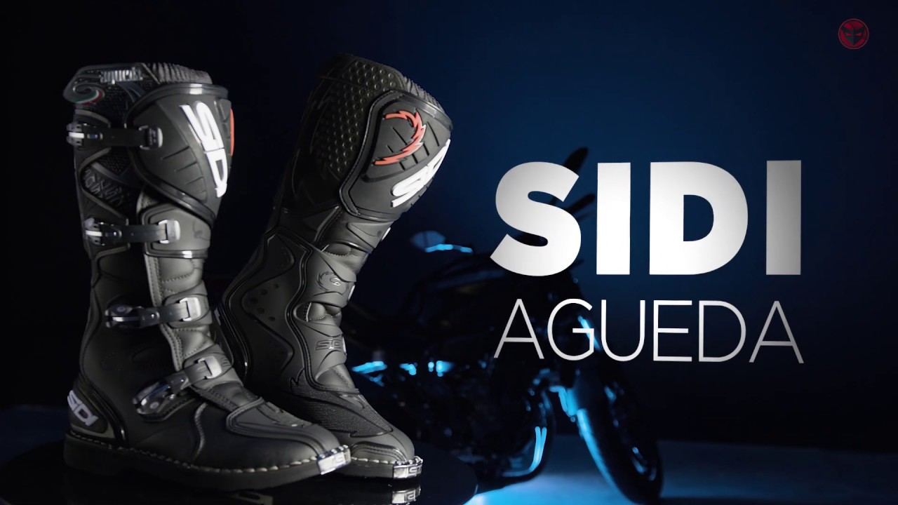 SIDI Agueda MX Boots