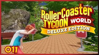 Lets play roller coaster tycoon world launch version ep 8