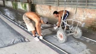 cách làm tấm bê tông sán cũi lợn