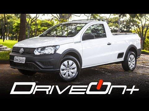 Volkswagen Saveiro Robust 1.6 8v - DriveOnCars (Avaliação)