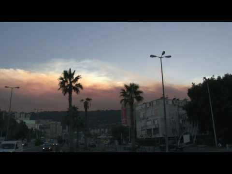 Worst Fire In Israel's History - Rambam Hospital's Emergency Role