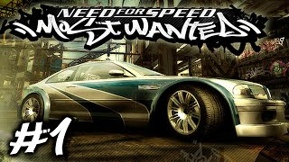 Need for Speed: Most Wanted #1 - Alles auf Null