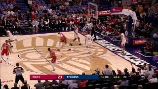 1st Quarter, One Box Video: New Orleans Pelicans vs. Chicago Bulls
