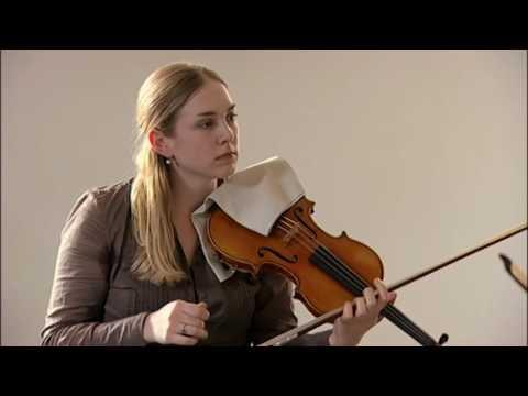 Maxim Vengerov analyses the first movement of Beethoven's Violin Sonata No 4 in A Minor.