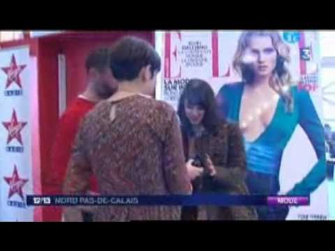 Maisons de mode accueille le casting elle aime la mode for Maison de la mode roubaix