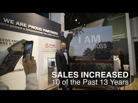 Amway Year in Review 2015