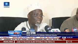 2017 UTME: JAMB Promises To Release Withheld Results Free HD Video