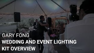 The Gary Fong Wedding and Event Lighting Kit Overview