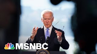 Biden Sets Expectations And Delivers Warnings In Meeting With Putin