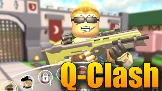 NEW LUXURY MINIGAME? 😱 | ROBLOX: Q-Clash