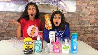 Don't Choose the Wrong Soap Slime Challenge!