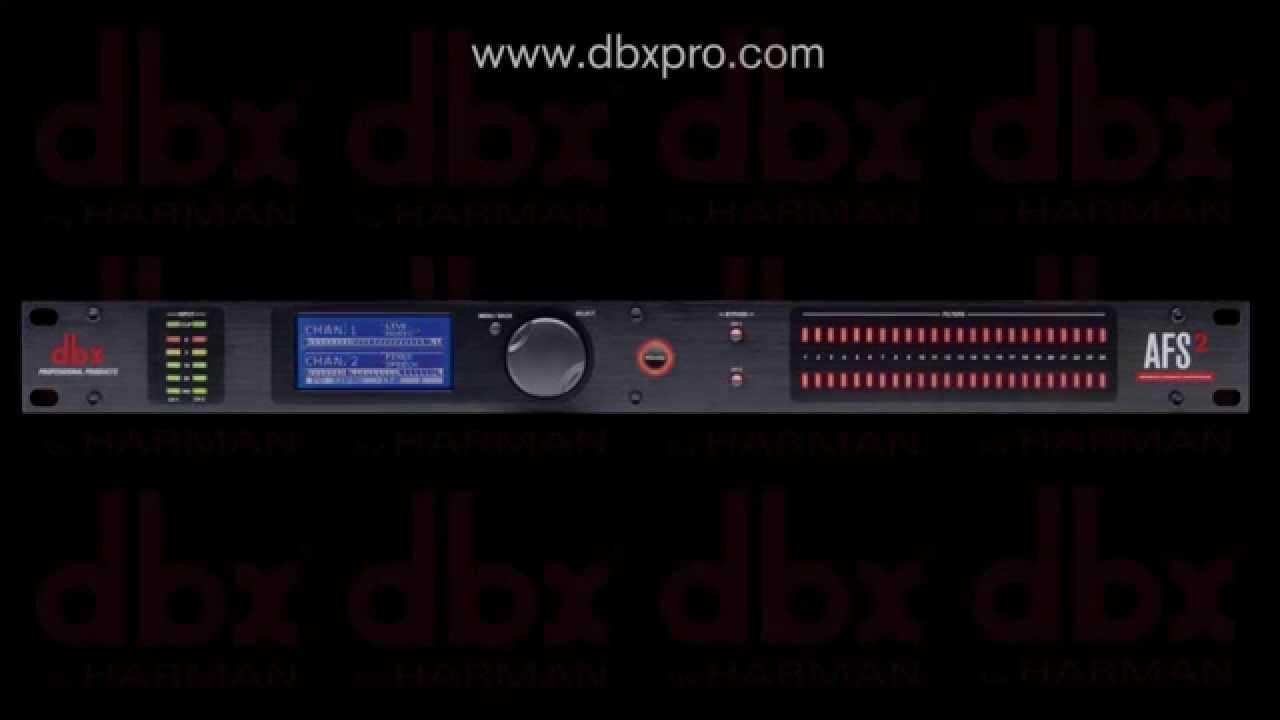 dbx AFS2