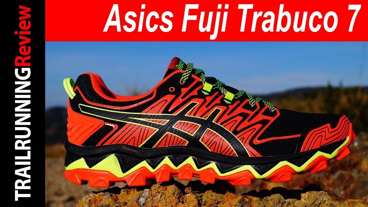 asics trail trabuco 7