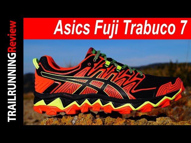 Asics Fuji Trabuco 7