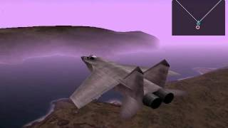 F-22 Lightning 3 - Crazy AI in Dogfight