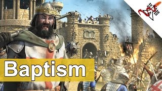 Stronghold Crusader 2 - Mission 3 | An Unlikely Alliance | Baptism | Skirmish Trail