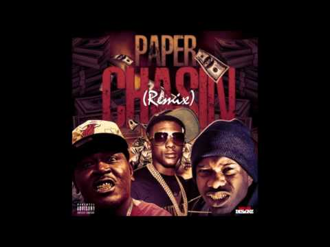 Koly P ft Boosie & Trick Daddy - Paper Chasin Remix