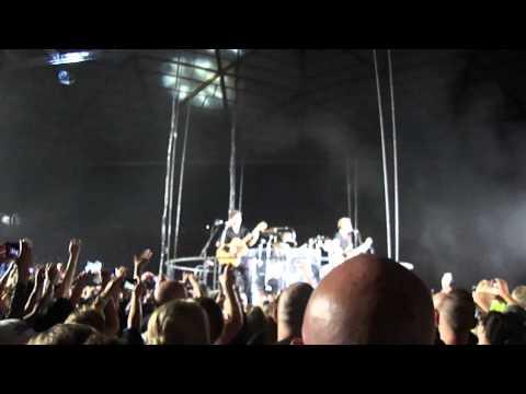 Nickelback - Rockstar live Tacoma 2012