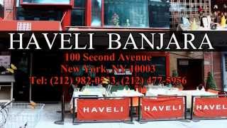 HAVELI BANJARA Indian Restaurant - 100 2nd Ave, New York, NY