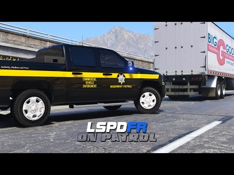 LSPDFR - Day 248 - Commercial Vehicle Enforcement