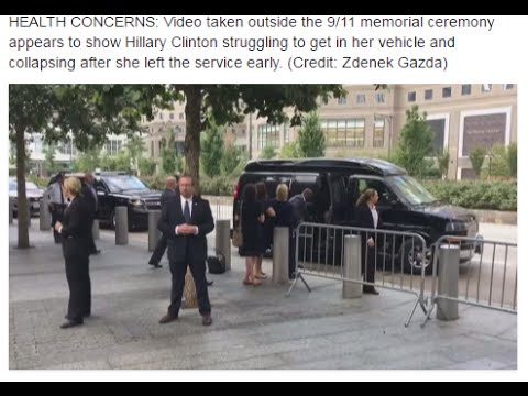 Did You See This One Telling Aspect Of The Hillary Clinton Collapse Video? - FNN