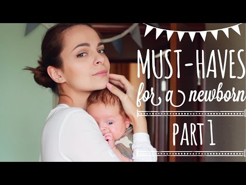 Что нужно для новорожденного в первый месяц. Часть 1.