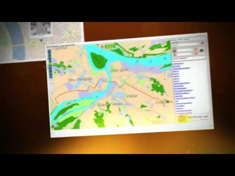 3d Interaktivna Mapa Beograd Besplatna Karta Beograda Gradski