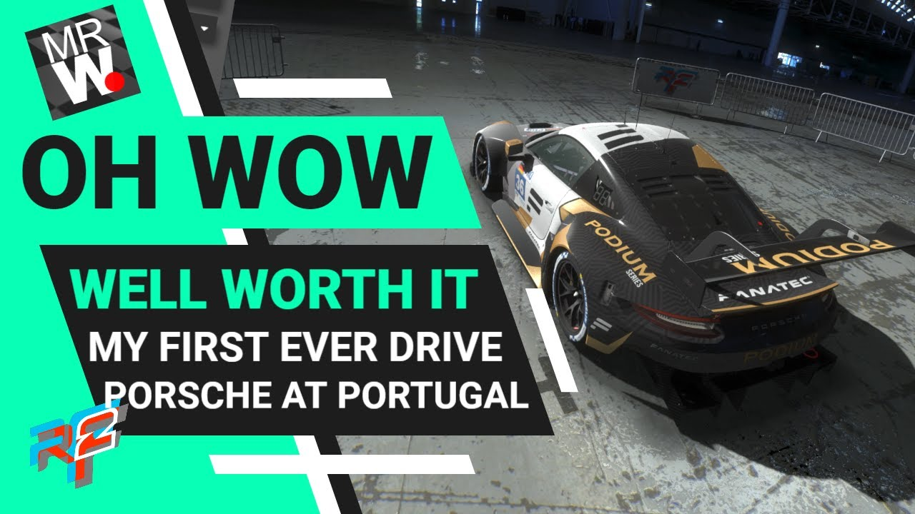rFACTOR 2 NEW USERS EXPERIENCE