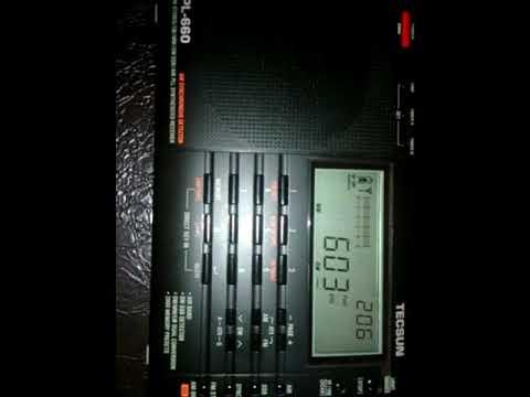 MW DXing, Cyprus Rik Trito, 603 kHz
