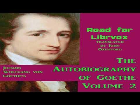 Autobiography of Goethe Volume 2 | Johann Wolfgang von Goethe | Biography & Autobiography | 1/5