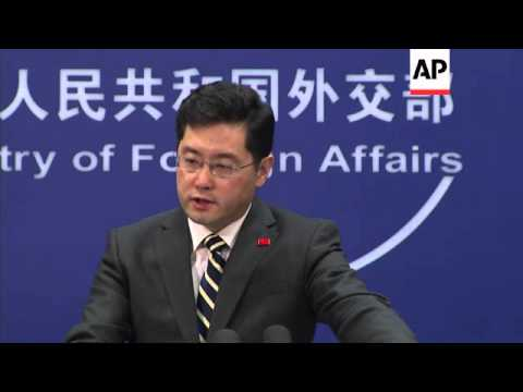 China criticises US over security pact with Japan over disputed islands