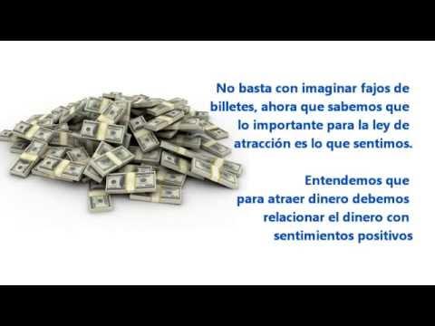 El secreto para atraer dinero como visualizar dinero - Para atraer el dinero ...