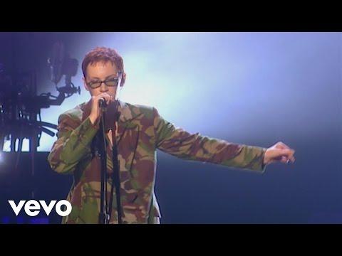 Eurythmics - Love Is a Stranger (Peacetour Live)