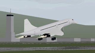 How Good Is A ROBLOX Flight Simulator? - Neo Warfare X