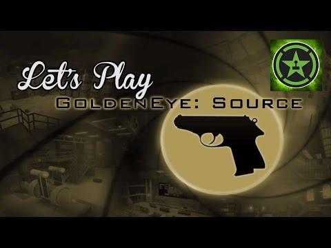 Let's Play - GoldenEye: Source