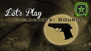 Let's Play - GoldenEye: Source