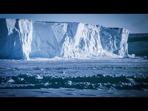 Trillion Ton Ice Sheet Breaks Off Antarctica While U.S. Continues Environmental Destruction