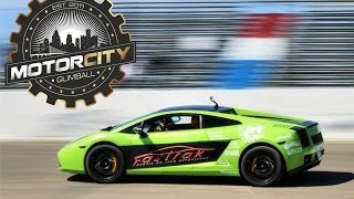 Motor City Gumball Day 1 Recap: Detroit to Indianapolis!