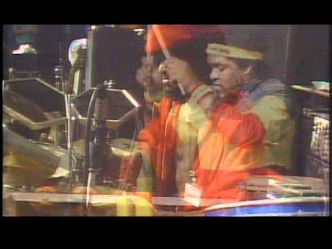 Black Uhuru - Reggae Sunsplash (London,1984)