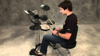 V-Drums Lesson 18: Johnny Rabb - Double Paradiddles