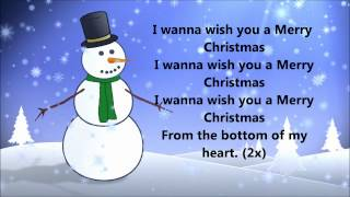 Jose Feliciano - Feliz Navidad (Lyrics)
