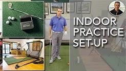DIY Indoor Driving Range