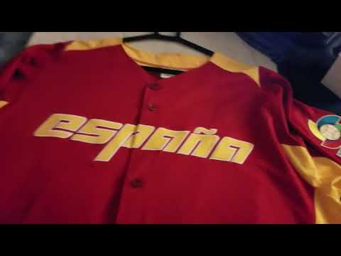 World Baseball Classic Spain Jersey Review