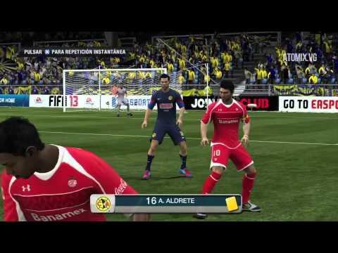 Videoreseña: FIFA Soccer 13