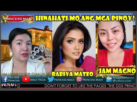 Download RABIYA MATEO, BINANATAN NI JAM MAGNO AT PRINCESS MAUI