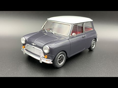 Tamiya: Morris Mini Cooper Full Build Step by Step