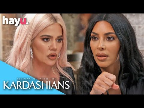 Kim Invites Caitlyn Jenner To The Christmas Party | Season 16 | Keeping Up With The Kardashians