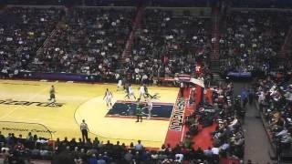 Celtics @ Wizards - Verizon Center Section 217