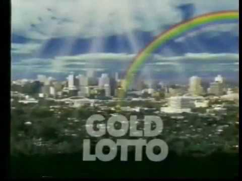 Gold Lotto (Australian ad - 1988)