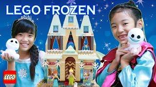LEGO FROZEN 41068 アナとエルサのアレンデール城 thumbnail